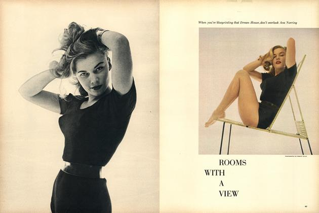 Article Preview: Rooms With a View, JULY, 1955 1955 | Esquire