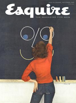 1955 - September | Esquire