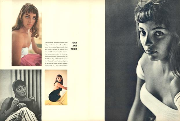 Article Preview: Joan and Tonic, September 1955 | Esquire