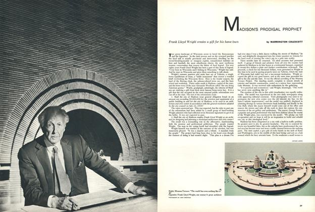 Article Preview: Madison's Prodigal Prophet, February 1956 | Esquire