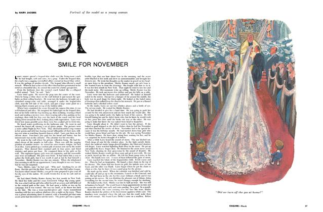 Article Preview: Smile for November, MARCH, 1956 1956 | Esquire
