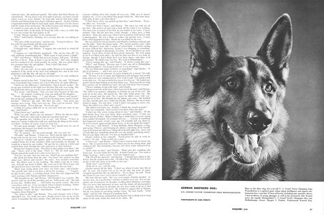 Article Preview: German Shepherd Dog, JULY, 1956 1956 | Esquire