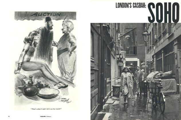 London's Casbah: Soho