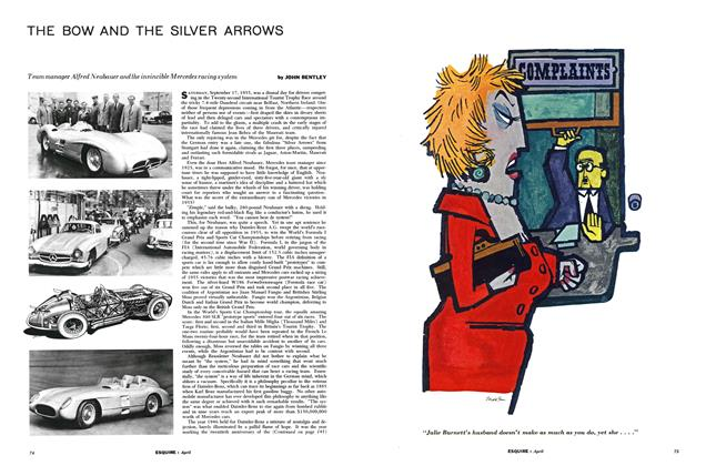 The Bow and the Silver Arrows