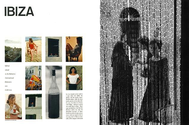 Article Preview: IBIZA, APRIL, 1957 1957 | Esquire