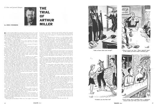 The Trial of Arthur Miller - June | Esquire