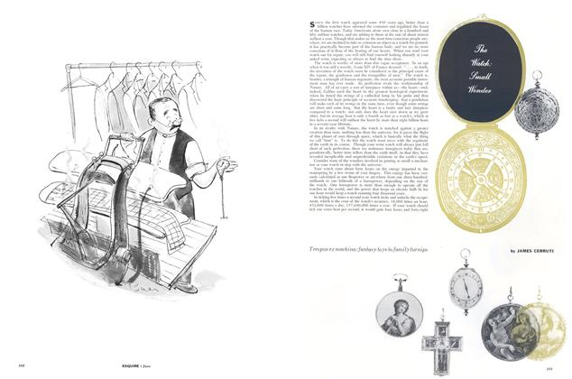 Article Preview: The Watch: Small Wonder, JUNE, 1957 1957 | Esquire