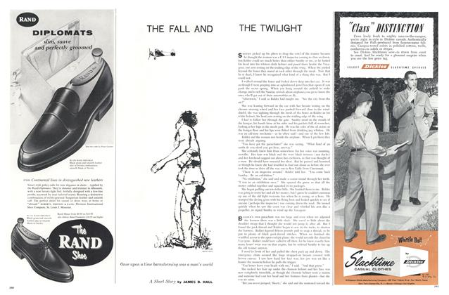 The Fall and the Twilight