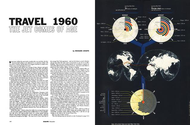 Travel 1960: The Jet Comes of Age