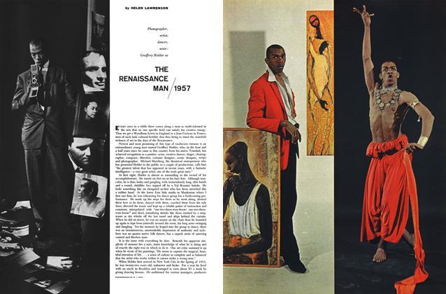 Article Preview: The Renaissance Man/1957, NOVEMBER, 1957 1957 | Esquire
