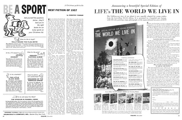 Best Fiction of 1957