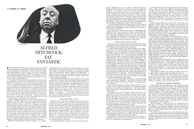 Alfred Hitchcock: Fat Fantastic