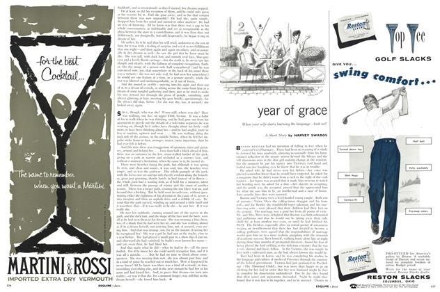 Article Preview: Year of Grace, JUNE, 1958 1958 | Esquire