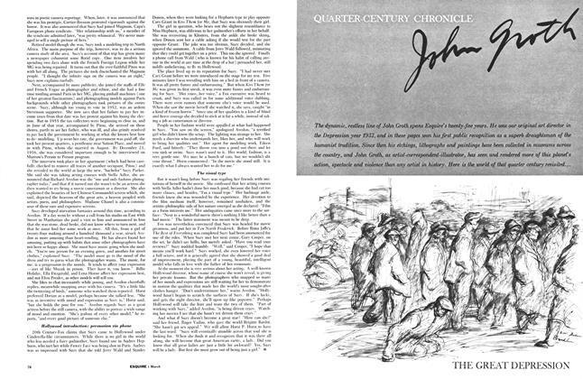 Article Preview: Quarter-century Chronicle, MARCH, 1959 1959 | Esquire