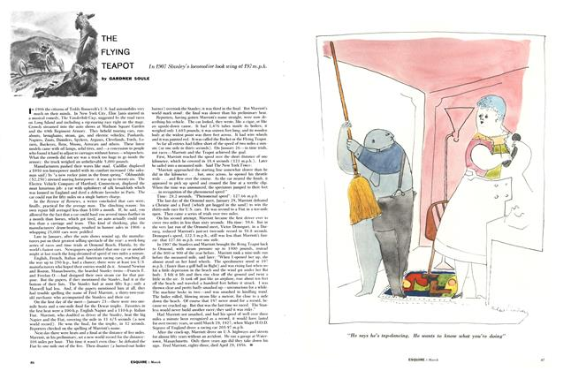 Article Preview: The Flying Teapot, MARCH, 1959 1959 | Esquire