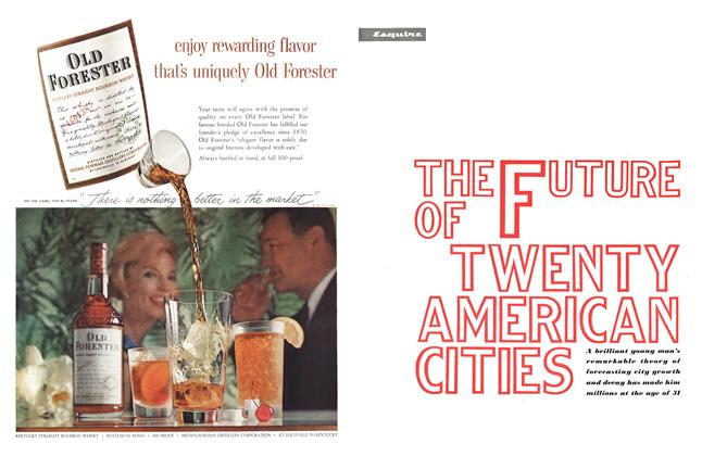 The Future of Twenty American Cities
