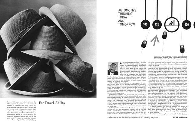 Article Preview: Automotive Thinking Today and Tomorrow, AUGUST, 1959 1959 | Esquire