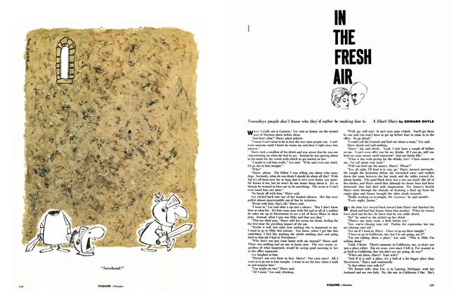 Article Preview: In The Fresh Air, OCTOBER, 1959 1959 | Esquire