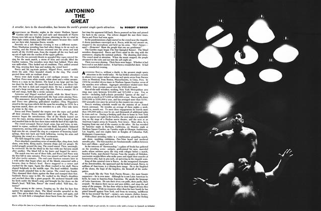 Article Preview: Antonio the Great, December 1959 | Esquire