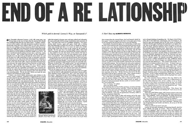 Article Preview: End of a Relationship, December 1959 | Esquire