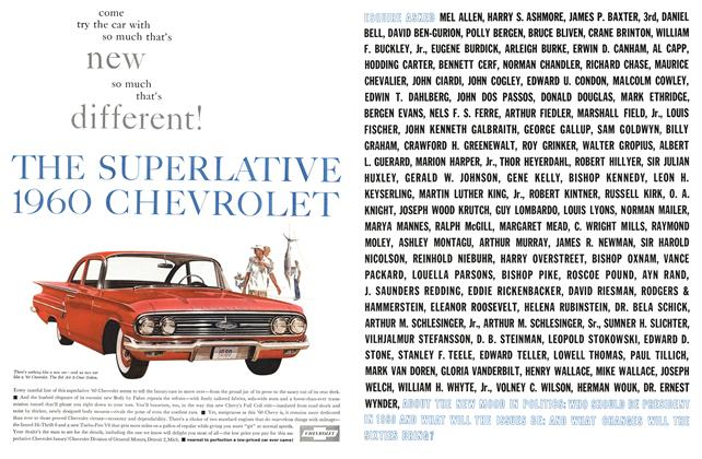 Article Preview: The Sixties, JANUARY, 1960 1960 | Esquire