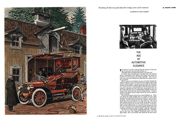 Article Preview: THE AGE OF AUTOMOTIVE ELEGANCE, JUNE, 1960 1960 | Esquire