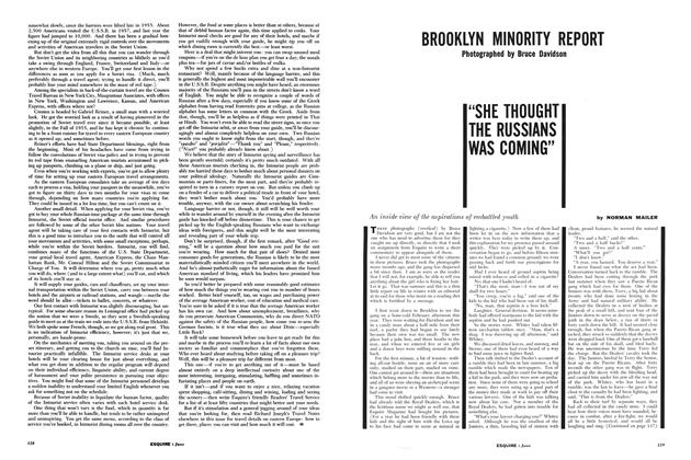 """Article Preview: """"She Thought the Russians Was Coming"""", JUNE, 1960 1960   Esquire"""