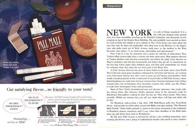 Article Preview: New York, JULY, 1960 1960 | Esquire