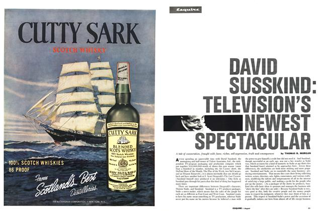 Article Preview: David Susskind: Television's Newest Spectacular, AUGUST, 1960 1960 | Esquire
