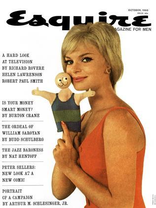 OCTOBER, 1960 | Esquire