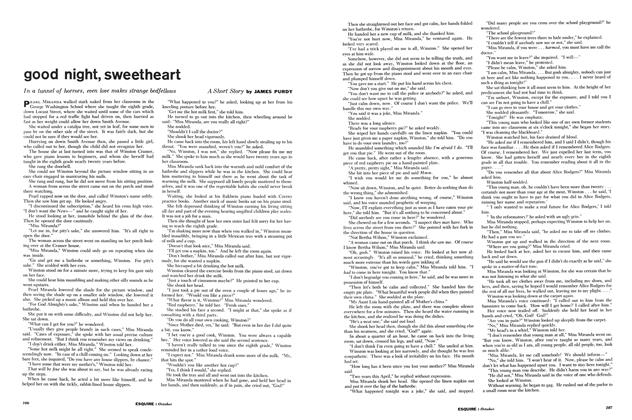Article Preview: Good Night, Sweetheart, OCTOBER, 1960 1960 | Esquire
