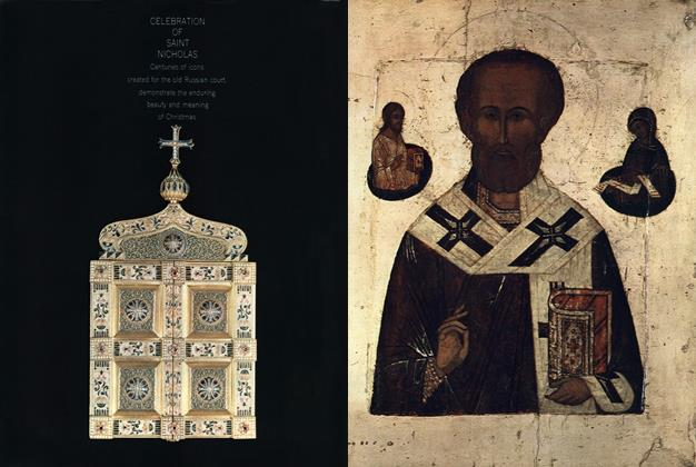 Article Preview: Celebration of Saint Nicholas, DECEMBER, 1960 1960 | Esquire