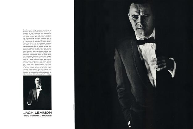 Article Preview: JACK LEMMON, DECEMBER, 1960 1960   Esquire