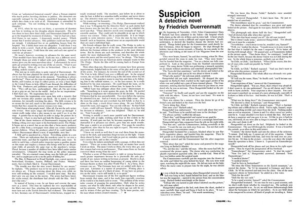 Article Preview: Suspicion, May 1961 | Esquire