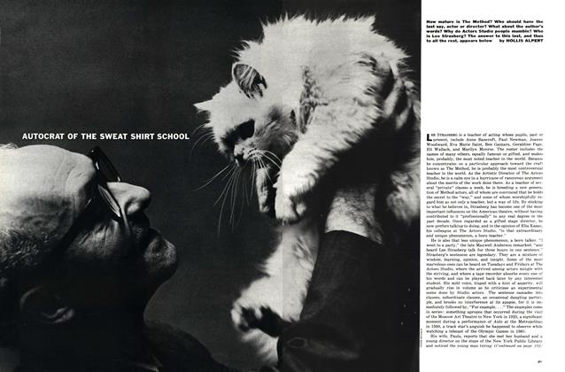 Article Preview: Autocrat of the Sweat Shirt School, OCTOBER, 1961 1961 | Esquire