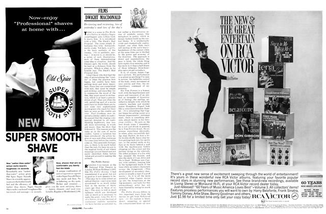 Article Preview: , NOVEMBER, 1961 1961 | Esquire
