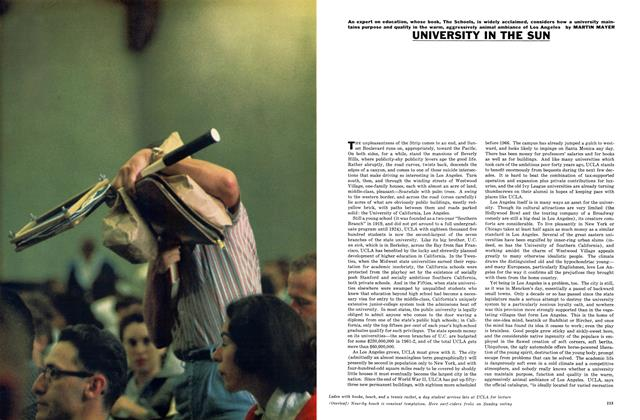Article Preview: University in the Sun, NOVEMBER, 1961 1961 | Esquire