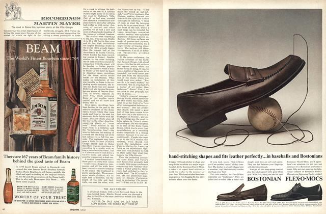 Article Preview: Recordings, JUNE, 1962 1962 | Esquire