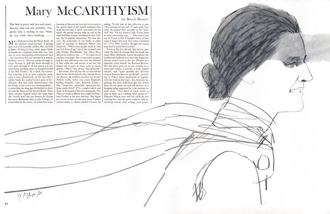 Article Preview: Mary McCarthyism, July 1962 | Esquire
