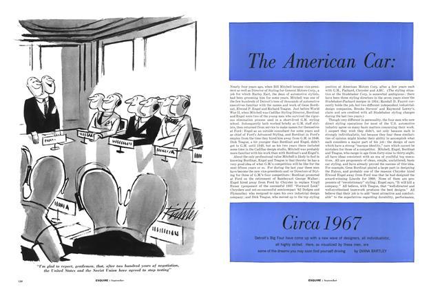 The American Car: Circa 1967