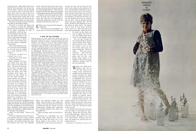 Article Preview: Barbara Harris Is Funny, NOVEMBER, 1962 1962 | Esquire