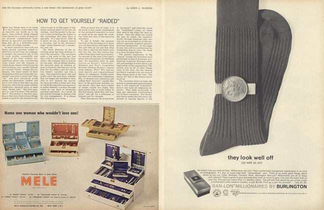 """Article Preview: How to Get Yourself """"Raided"""", DECEMBER, 1962 1962 