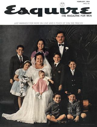 FEBRUARY, 1963 | Esquire