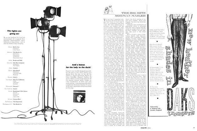 Article Preview: The Big Bite, JUNE, 1963 1963   Esquire