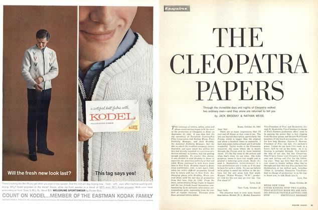 The Cleopatra Papers
