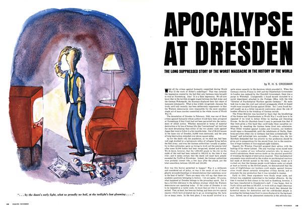 Apocalypse at Dresden