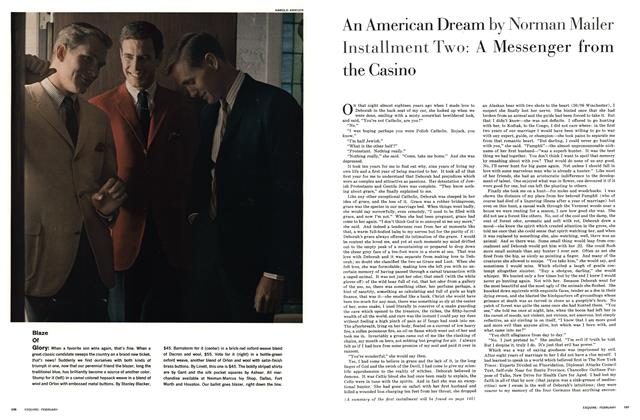 Article Preview: An American Dream, February 1964 | Esquire