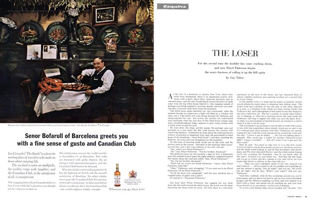 Article Preview: The Loser, March, 1964 1964 | Esquire