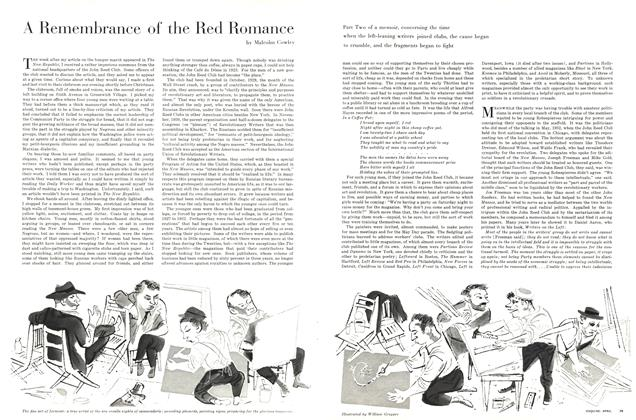 Article Preview: A Remembrance of the Red Romance, April 1964 1964 | Esquire