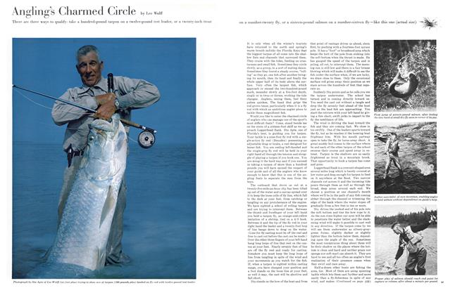 Article Preview: Angling's Charmed Circle, May 1964 | Esquire